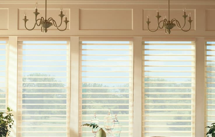 Window Shadings & Privacy Sheers