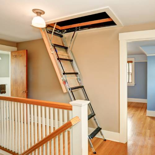 Attic Stairs & Parts