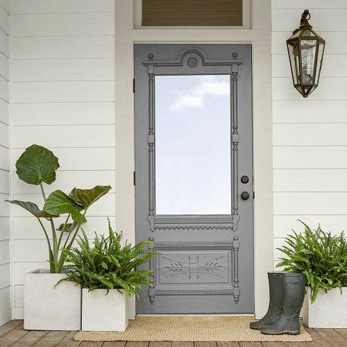 Exterior House, Trim & Door Paint