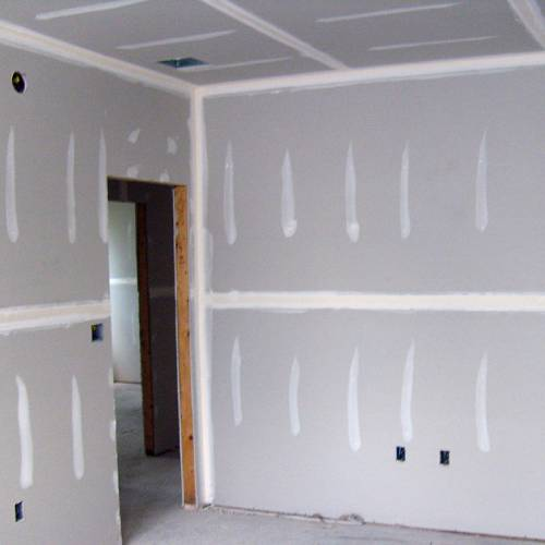 Panels & Sheetrock