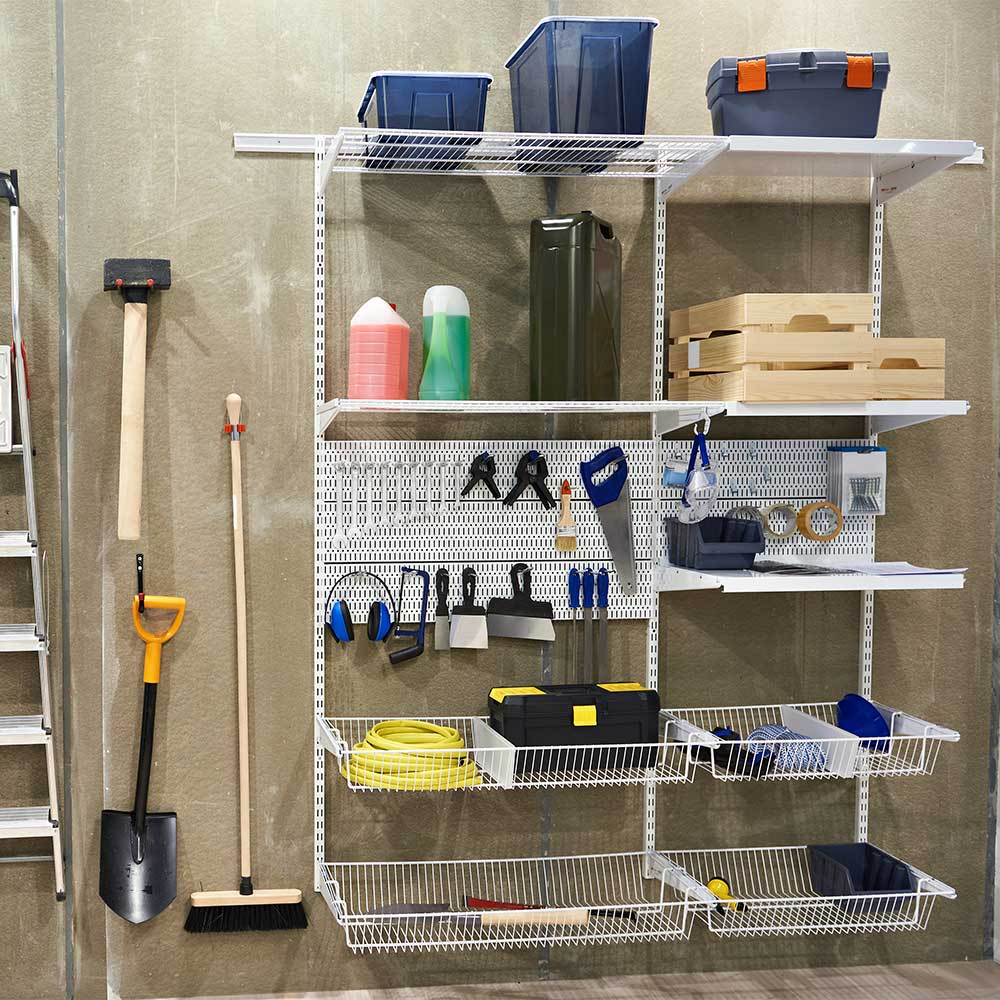 Tool Storage and Stands