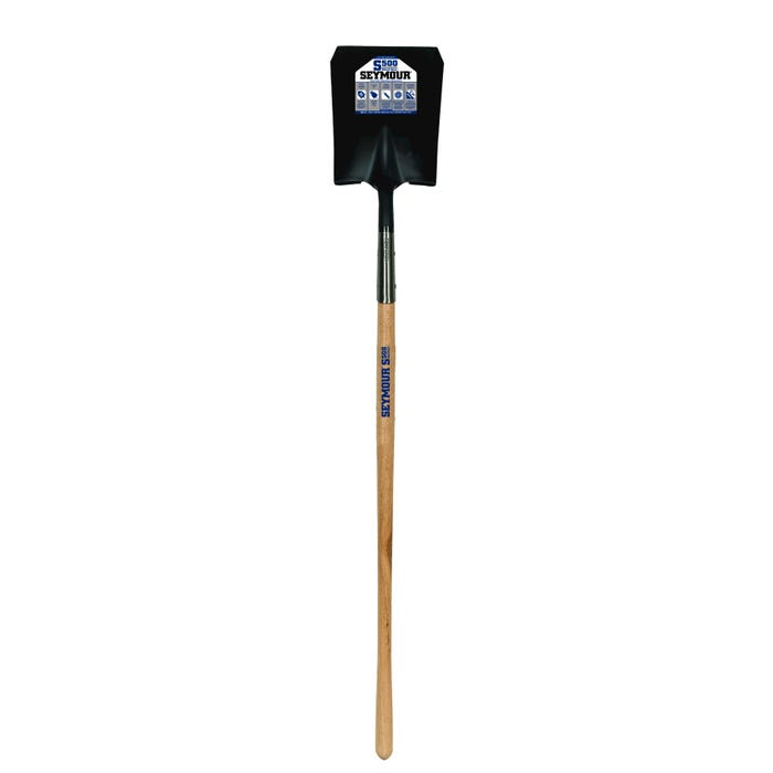 Seymour® S500 Industrial™ Square Point Shovel