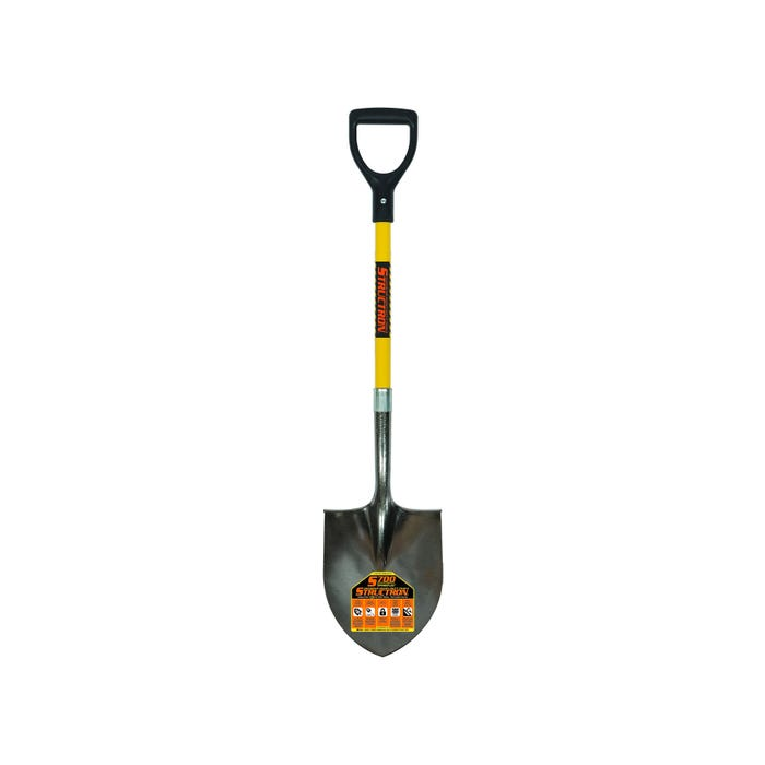 Structron® S700 SpringFlex™ Round Point Shovel
