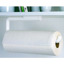 Image 2 of iDESIGN Basic Paper Towel Holder, 13 in OAW, Plastic, White