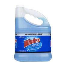Windex Original, Refill, 128 oz.