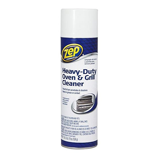 ZEP HEAVY DUTY OVEN & GRILL CLEANER, 19 OZ