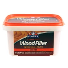 Elmer's Carpenter's Interior Wood Filler 32 Oz.