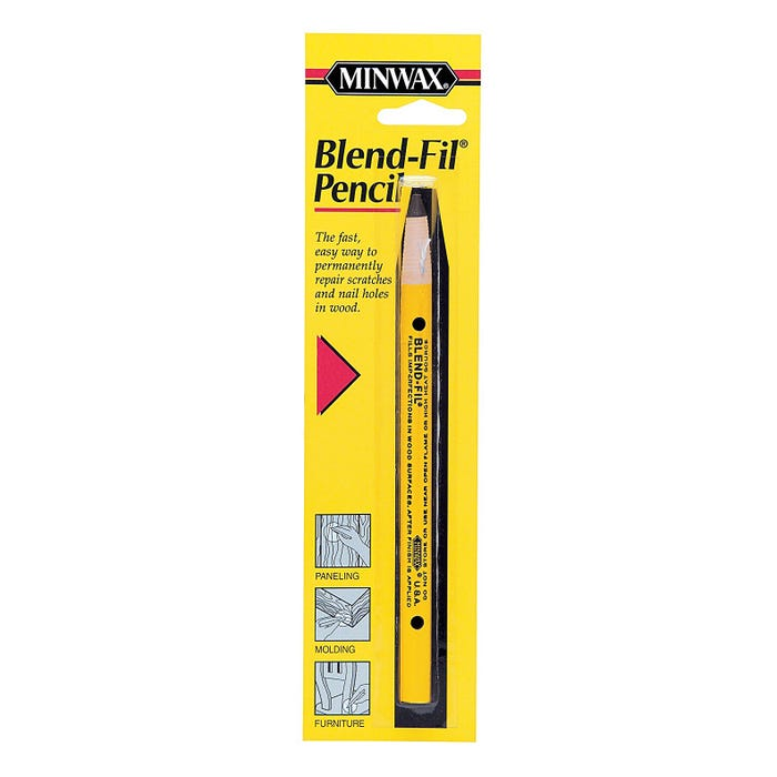 #7 BLEND-FIL PENCIL WOOD FINISH STAIN:RED OAK & RED MAHOGANY