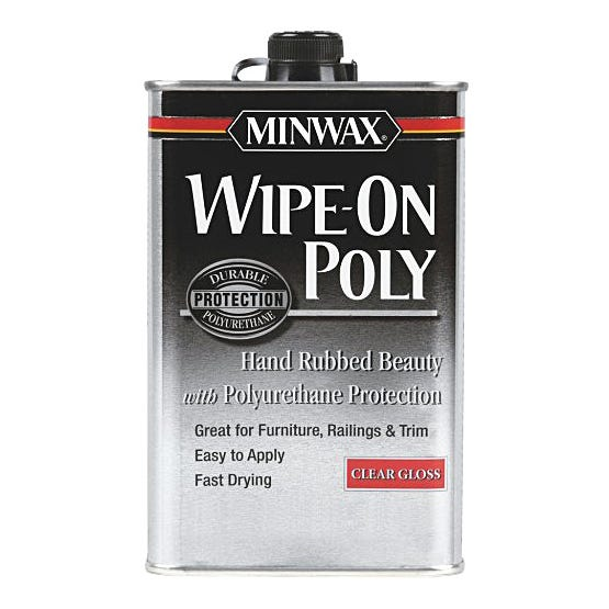 Pint GLOSS WIPE-ON POLY