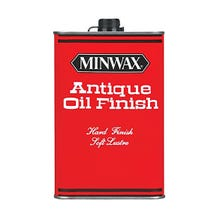 Minwax Antique Oil Finish, Clear, Pint