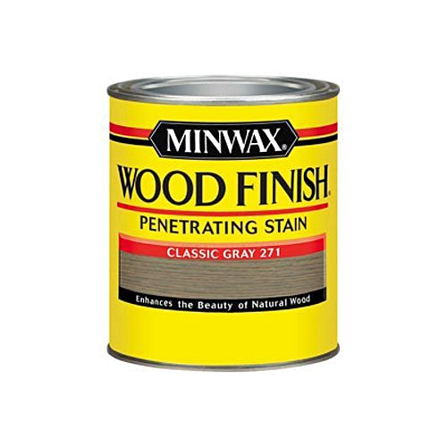 271 CLASSIC GRAY WOOD FINISH Quart
