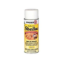 Zinsser Bulls Eye Shellac Spray, Clear, 12 oz