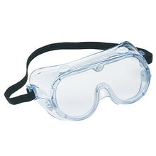 CHEMICAL SPLASH - IMPACT GOGGLE, CLEAR LENS