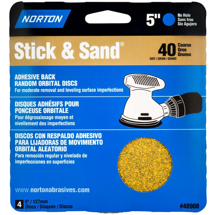 Norton Stick & Stand, 5