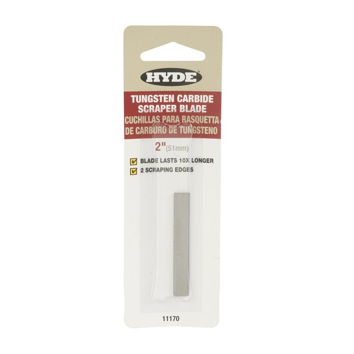 Hyde CARBIDE REPLACEMENT BLADE FOR 10610