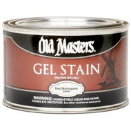 Old Masters Oil-Based Gel Stain Mahogany Pint