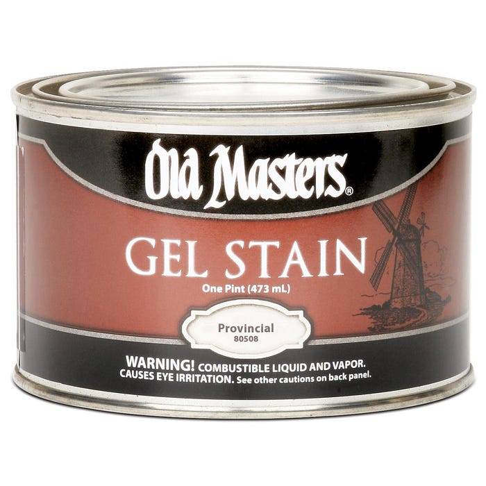 OLD MASTERS GEL STAIN,Provincial