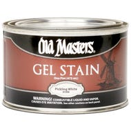 Old Masters Oil-Based Gel Stain Pickling White Pint