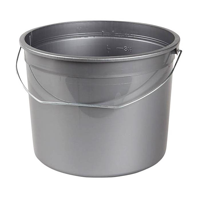 5 QUART PAIL WITH HANDLE