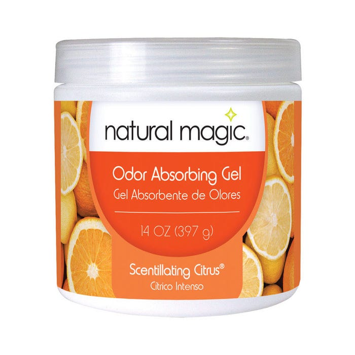 natural magic Odor Absorbing Gel, 14 oz.