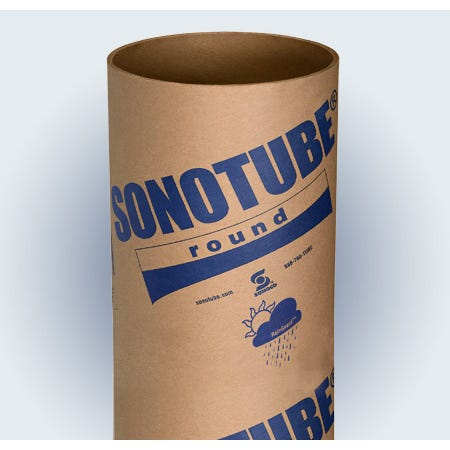 Sonotube Concrete Forms - 12 in. Diameter