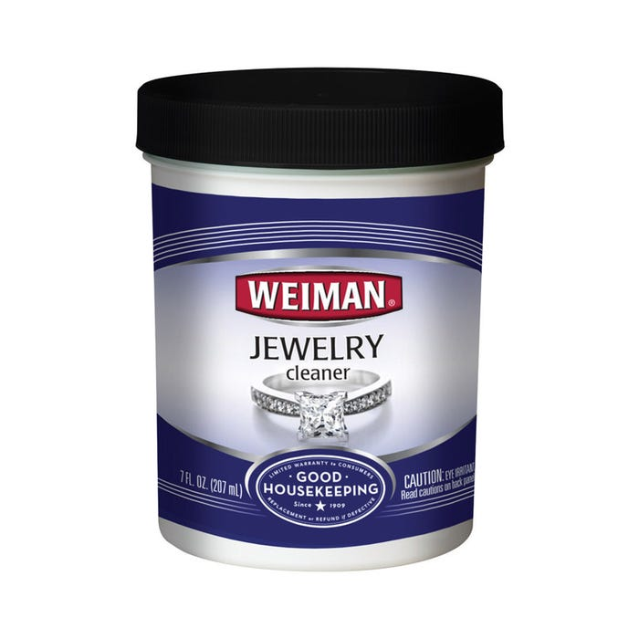 Weiman Jewelry Cleaner, 7 oz.