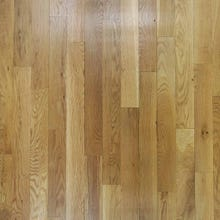 "Image 1 of 2-1/4"" #1 Common Grade Red Oak Strip Flooring (21 sq. ft)"