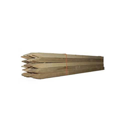 Image 1 of Hardwood 1in. x 1 in. x 48 in. (4 ft.) Stakes