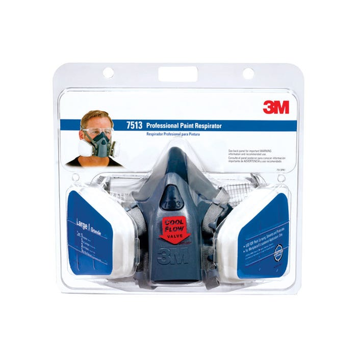 LARGE PRO SERIES RESPIRATOR ASSEMBLY