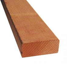 Kiln Dried Red Cedar Dimensional Lumber