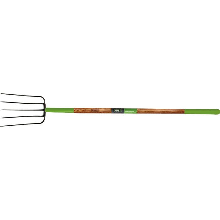 Ames Forged 5-Tine Manure Fork