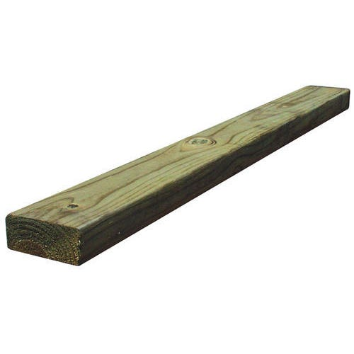 16' Southern Yellow Pine Pressure Treated #2 Grade Sill Plate Lumber