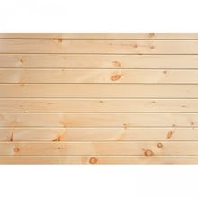 #2 Grade V-Joint Tongue & Groove Idaho Pine Wood Siding