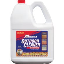 Image 2 of 30 SECONDS Outdoor Cleaner, Concentrate, 2.5 Gallons