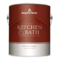 Benjamin Moore Kitchen and Bath Paint