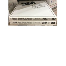 """3M™ Silicone Carbin Paperpaper Sheets 405N, 9"""" x 11"""" 150 Grit 50 Pack"""