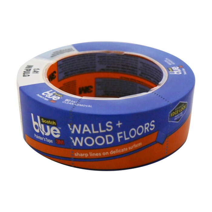 3M Scotch Blue Painters tape for Delicate Surfaces 1½ in. x 60 yd.