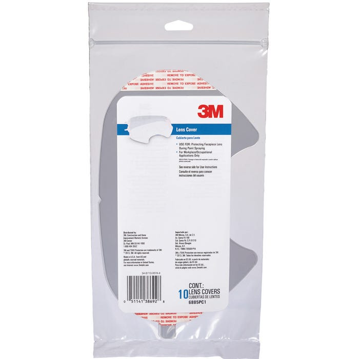 Image 2 of 3M Face Shield Cover