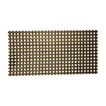 Woodway Pressure Treated Square Lattice Panel, Standard, No. 1 Grade, 4 ft. x 8 ft.