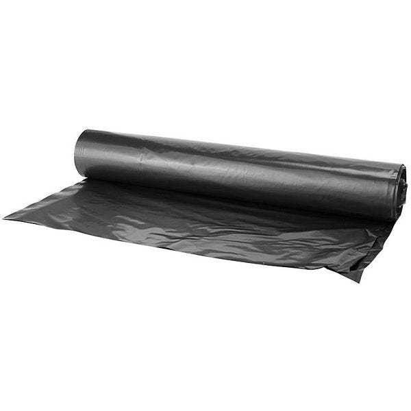 4-Mil Poly Sheeting Black