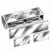 Image 1 of Schlage 326A92 Magnetic Catch, Aluminum, Natural