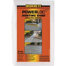 Image 2 of Quikrete POWERLOC 1150-47 Jointing Sand, Gray, 50 lb Bag