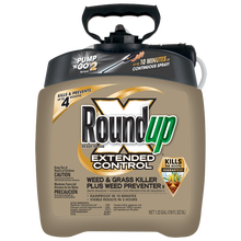 Roundup® Ready-To-Use Extended Control Weed & Grass Killer Plus Weed Preventer II with Pump 'N Go® 2 Sprayer