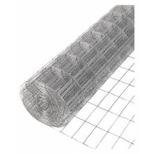 2 in. x 1 in. x 48 in. - Galvanized Welded Wire Mesh Fence - Per Lineal Foot