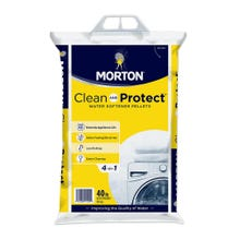 Morton Clean & Protect Pellets 40 LB WATER SYSTEM SAVER PELLETS