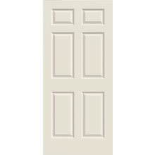 Solid Core Molded Smooth Panel Door Slab