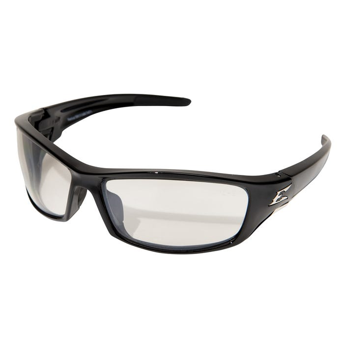 Edge Eyewear Black RECLUS Frame Anti-Reflective Lens