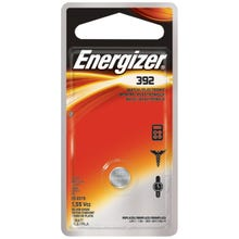 Image 2 of Energizer 392BPZ Coin Cell Battery, 392 Battery, Silver Oxide, 1.5 V Battery