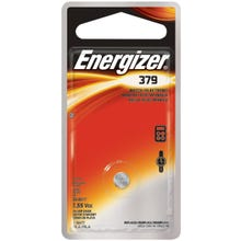 Image 2 of Energizer 379BPZ Coin Cell Battery, 379 Battery, Silver Oxide, 1.5 V Battery