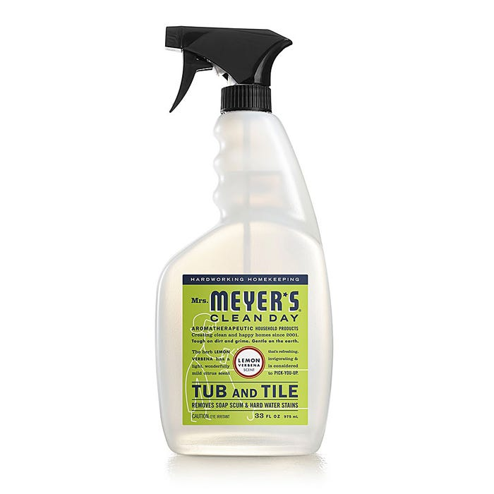 Mrs. Meyers 33 oz. Tub & Tile Cleaner - Lemon Verbena